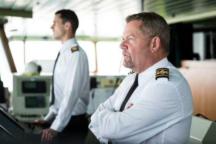 Торговому флоту может потребоваться 90 тыс. офицеров
