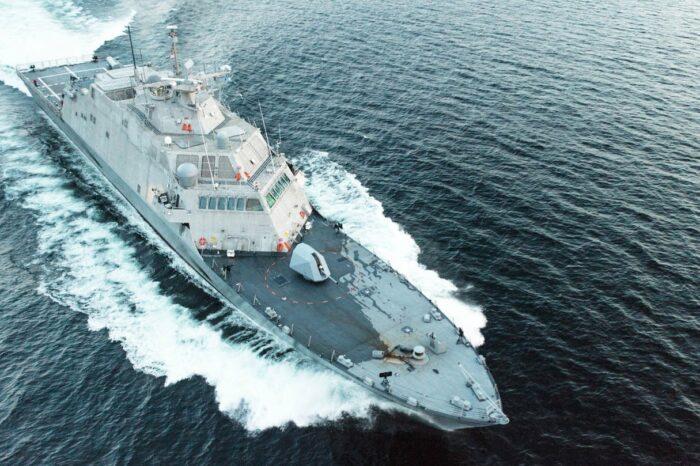 США хотят вывести из флота четыре новых корабля