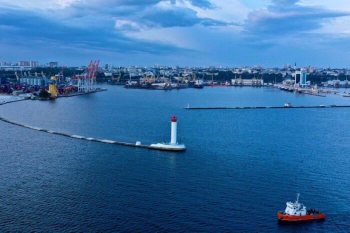 Госгидрография проверила оборудование для навигации в Одесской области