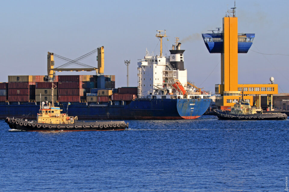 Odesa port fleet may be unemployed due to the management of the state enterprise
