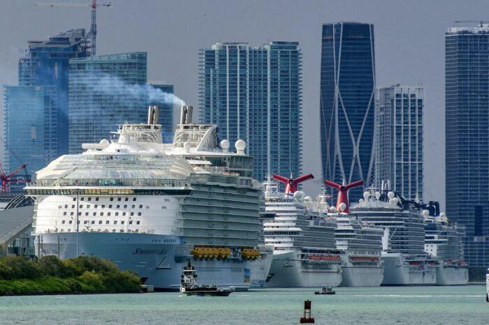 Море отдыха: крупнейшие круизные порты мира