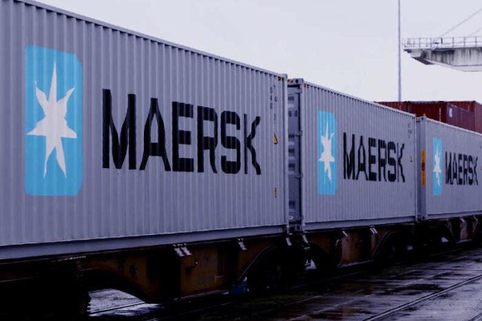 Maersk запускает ж/д сообщение между болгарскими портами