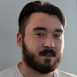 Journalist Ruslan Soroka