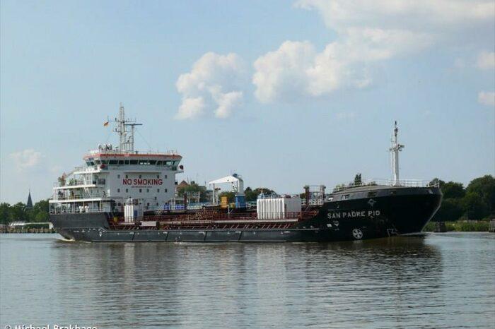 В Нигерии освободили судно с украинскими моряками