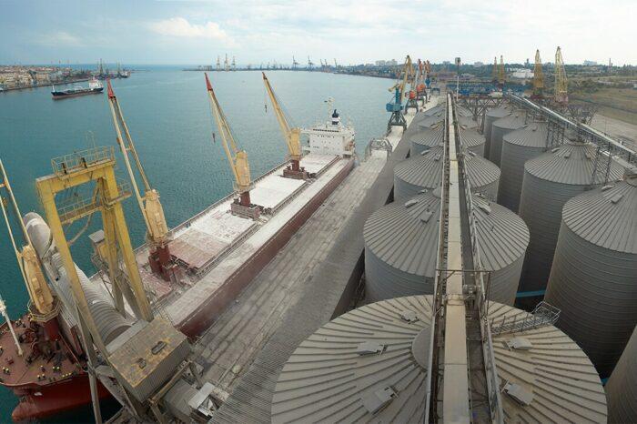 Портовые терминалы «Кернела» перевалили 8,159 млн тонн грузов