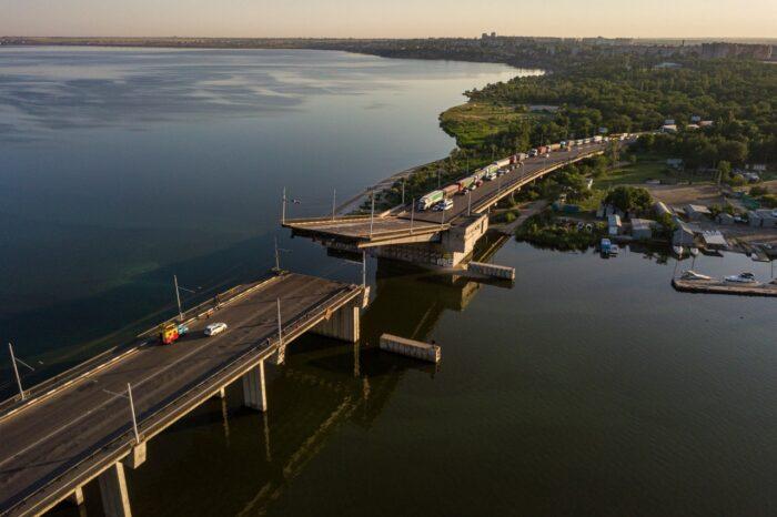 Варваровский мост в Николаеве передают на баланс государства
