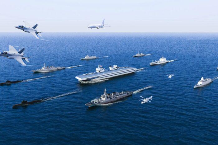 Владыки морей: что представляют собой самые мощные ВМС мира
