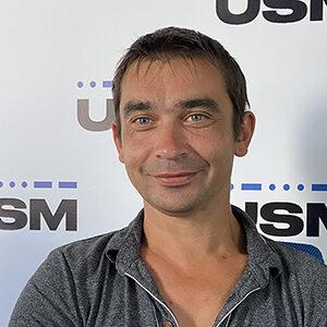 Deputy editor-in-chief Yevhen Belyi