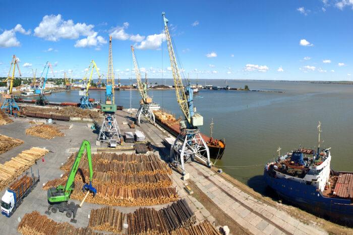 Подходной канал Белгород-Днестровского порта будут спасать от заиливания