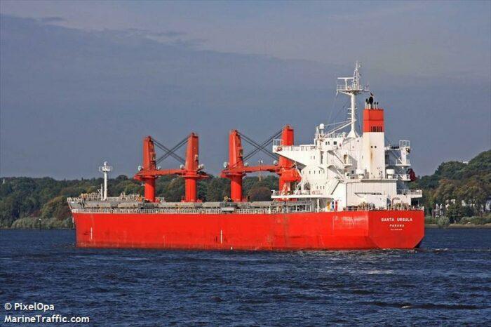 Вспышка COVID-19 на балкере: оператора судна подозревают во лжи