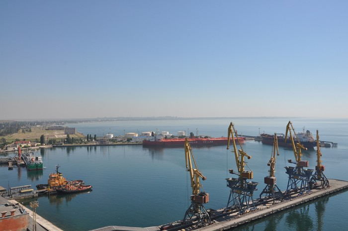 Перевалка нефти в Одесском порту выросла в полтора раза