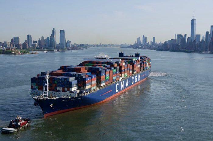 В США проверяют крупнейшие контейнерные линии на предмет необоснованных сборов