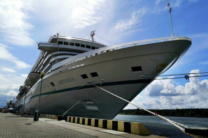 Порт Клайпеды получил 50 заявок на круизы в 2022 году
