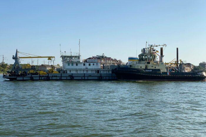 В Белгород-Днестровском порту проведут дноуглубление (ФОТО)