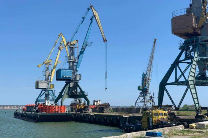Арест счетов и имущества Белгород-Днестровского порта отменили