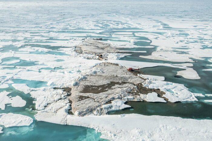 Самый северный остров в мире обнаружили в Гренландии