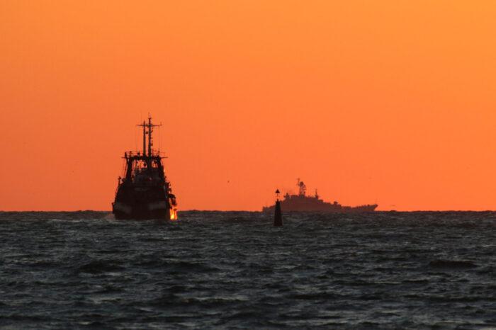 РФ не должна блокировать судоходство в Черном и Азовском морях, - ООН