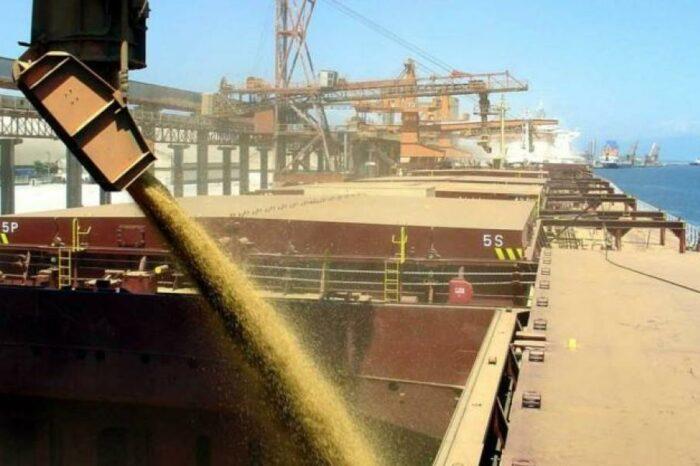 В портах выросли цены на украинское зерно