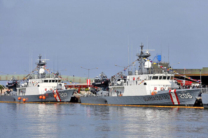 Два пассажирских судна столкнулись в Перу: есть погибшие