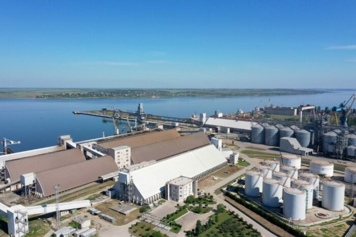 «Ника-Тера» перевалила 3,5 млн тонн грузов