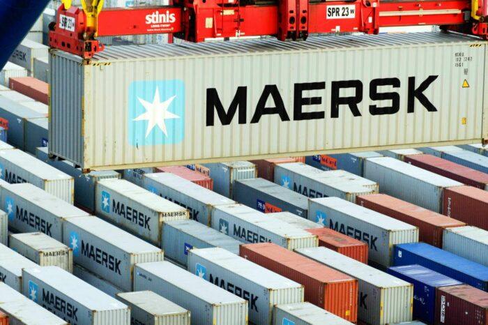 Maersk заработала $14,2 млрд за второй квартал 2021 года