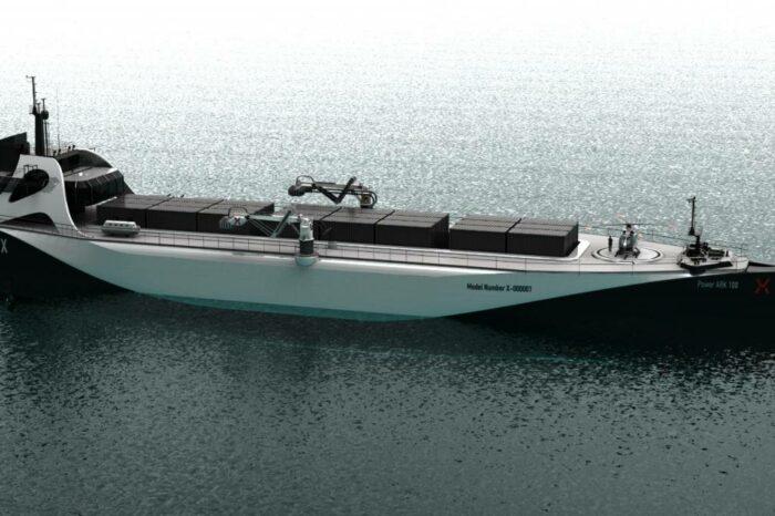 В Японии построят судно для перевозки электроэнергии