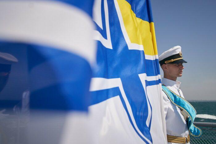 После парада: десять историй о ВМС Украины