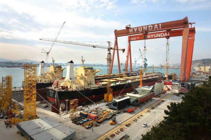 Hyundai хочет запустить в автономное плавание СПГ-танкер