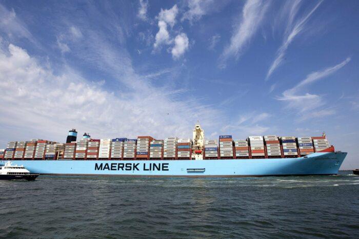 В Украине Maersk остается главной контейнерной линией