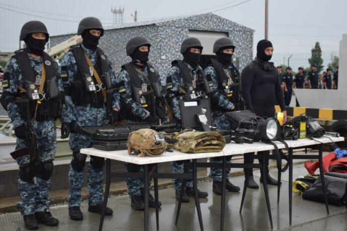 Госдеп США помог создать базу морской охраны в Бердянске (ВИДЕО)