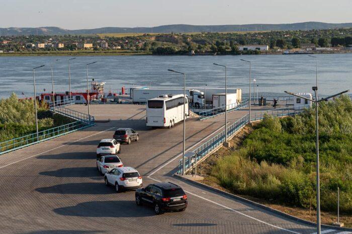 На Дунае может появиться новый речной порт