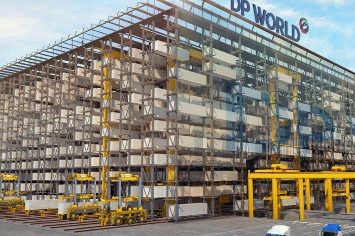 Первое в мире «умное» хранилище контейнеров прошло все испытания (ВИДЕО)