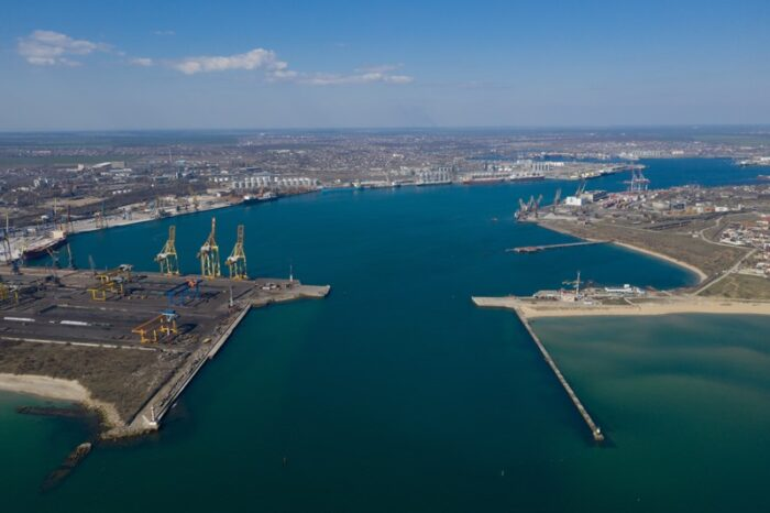 Черноморский МТП обесточен из-за аварии