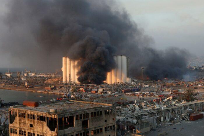 Взрыв в Бейруте: предполагаемый владелец опасного груза — украинец