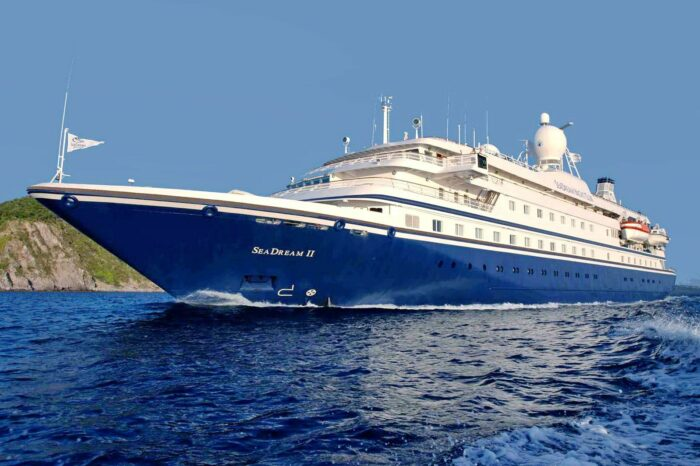 Одесский порт примет круизное судно SeaDream II - первое с начала пандемии