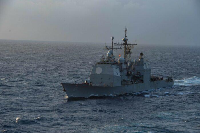 США и Израиль впервые вместе патрулируют Красное море
