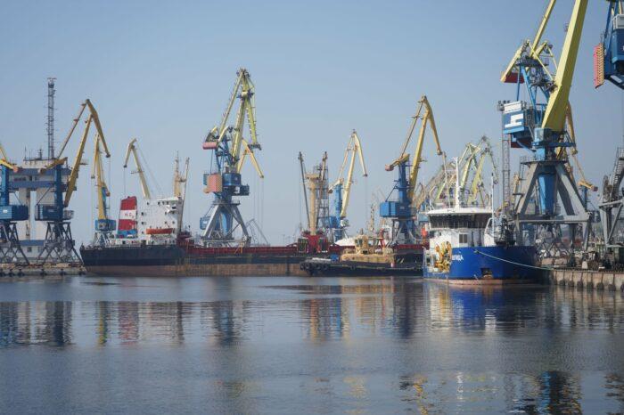В Мариупольском порту может появиться контейнерный терминал