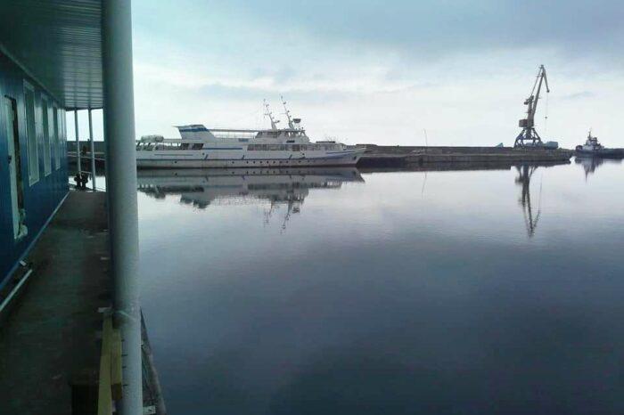 Скадовский порт получил новый План развития