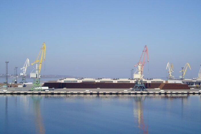 Порт Ольвия перевалил 3 млн тонн грузов с начала года