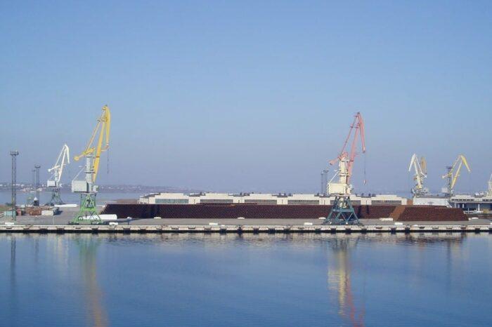 В порту Ольвия завершили дноуглубление