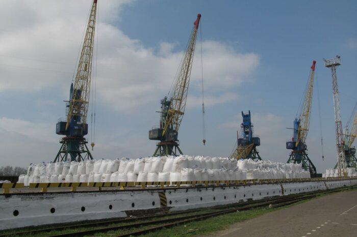 Измаильский порт перевыполнил план перевалки в августе на 16%