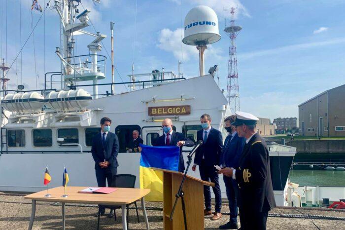 В Одессу прибудет бельгийское научное судно (ВИДЕО)