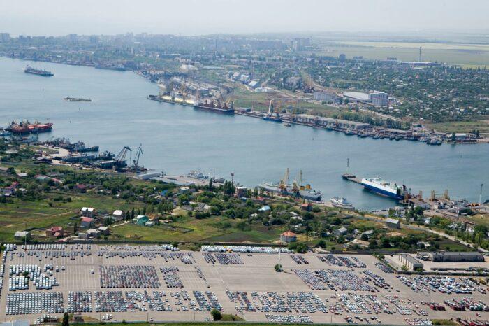 Черноморский морпорт привлекает грузы из Турции