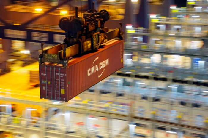 CMA CGM построит контейнерный терминал в ОАЭ за $154 млн