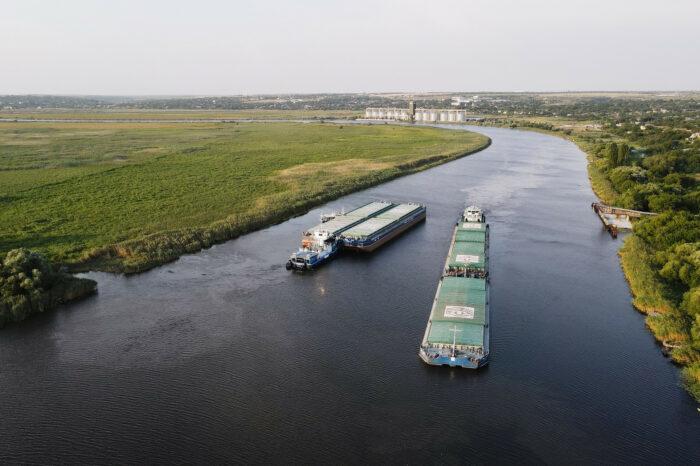 «Нибулон» перевез рекордное количество грузов по реке