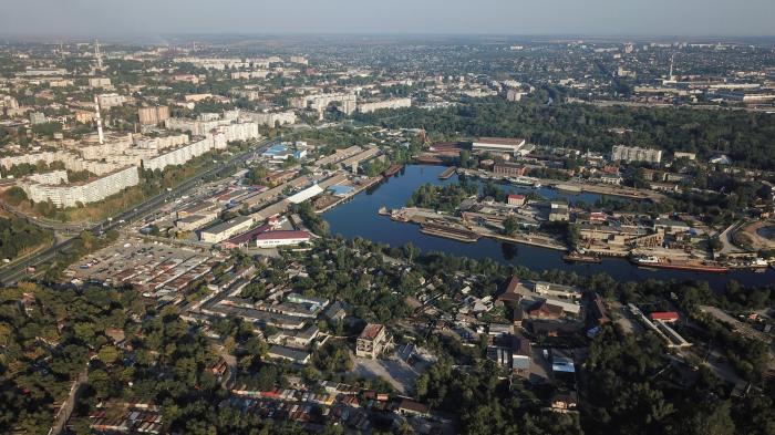 Речной терминал в Запорожье продают