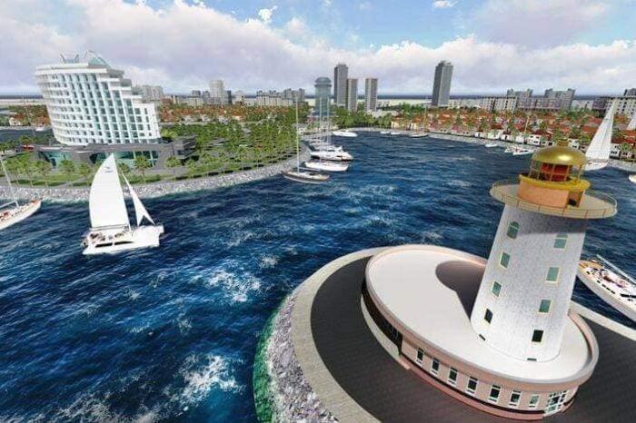 Дубай по-батумски: появится ли новый остров в Черном море (ФОТО)