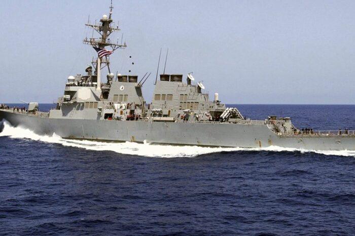 """ВМС США готовят эсминцы для противодействия """"российской подводной угрозе"""""""