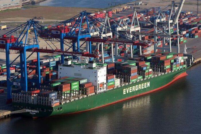 Evergreen заказала 24 новых контейнеровоза