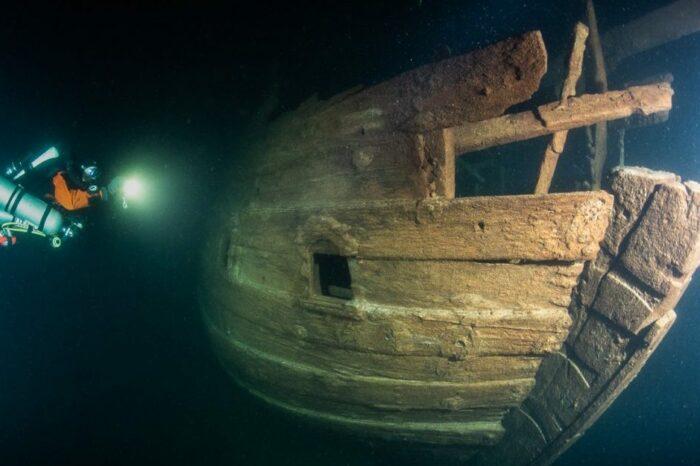 Ученые идентифицировали парусник, найденный на дне Балтийского моря